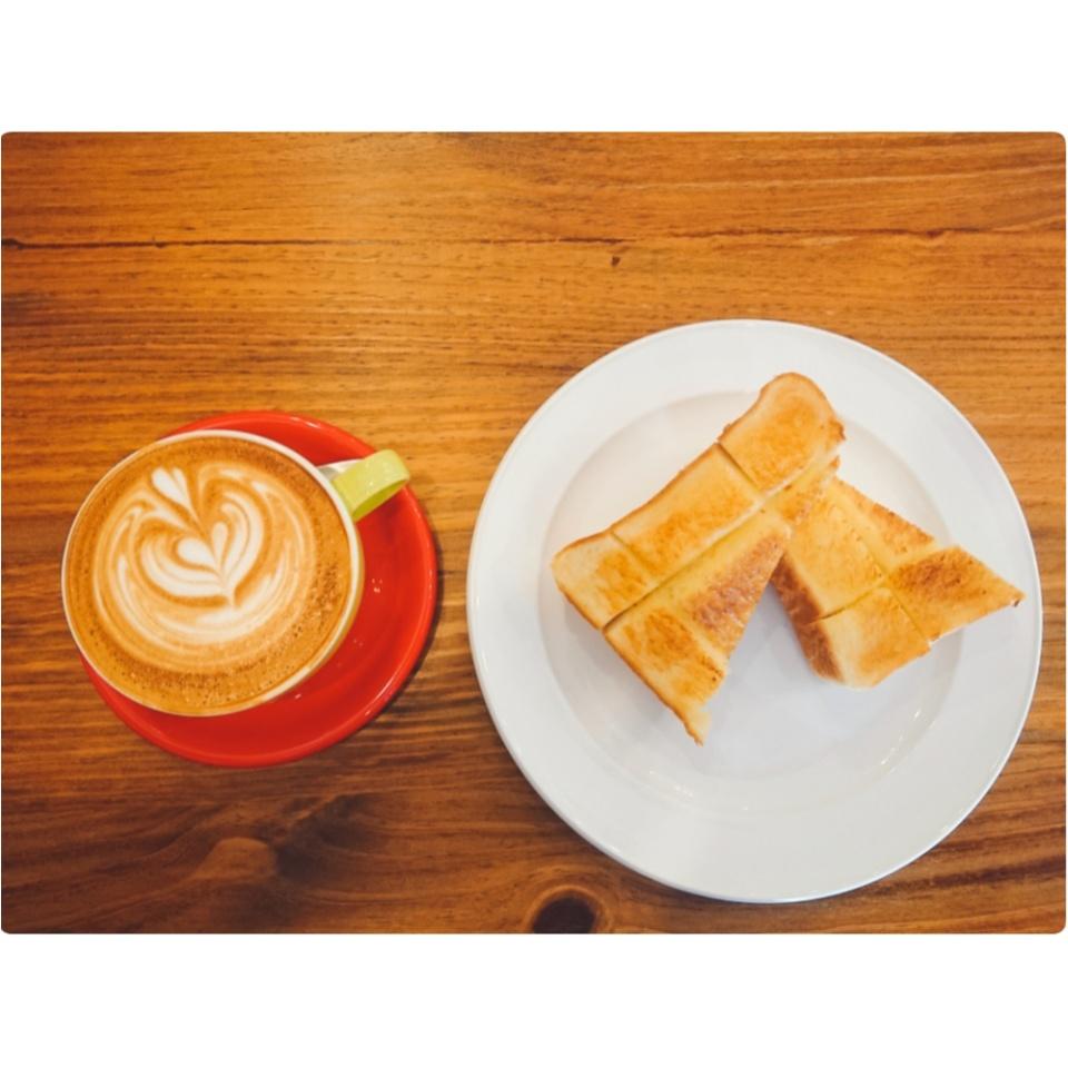 《#ぱる喫茶》#蔵前散歩 で見つけたペリカンのパンが食べられるおしゃれカフェでモーニング♡_4