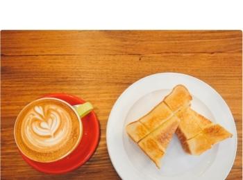 《#ぱる喫茶》#蔵前散歩 で見つけたペリカンのパンが食べられるおしゃれカフェでモーニング♡