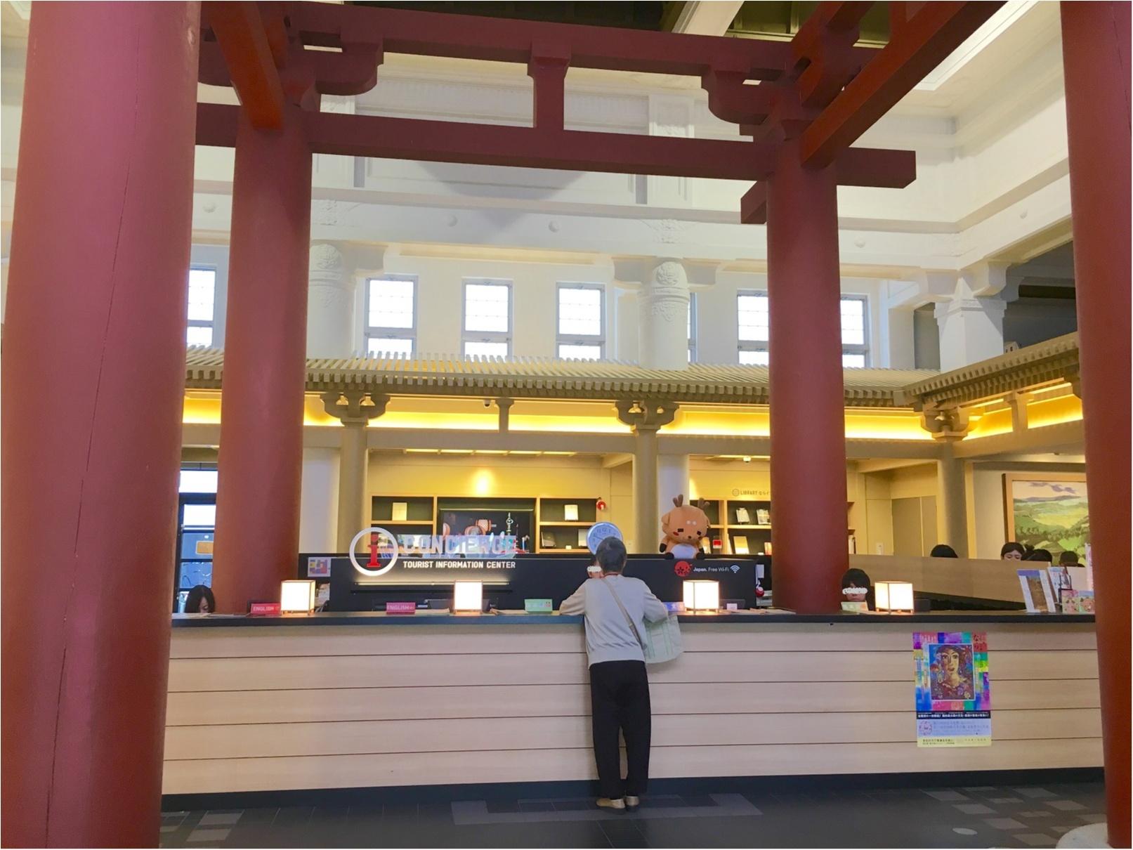 〖ご当地MORE〗奈良駅のスタバは旧〇〇!レトロ感もあって雰囲気最高♪奈良観光の時はチェックすべし★_4