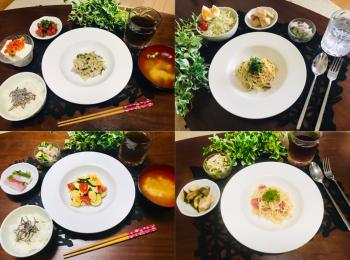 【今月のお家ごはん】アラサー女子の食卓!作り置きおかずでラクチン晩ご飯♡-Vol.5-