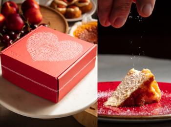 「No.1 CHEESECAKE」にスペシャルパッケージが限定登場♡ 絶品チーズケーキのおいしさに魅せられて