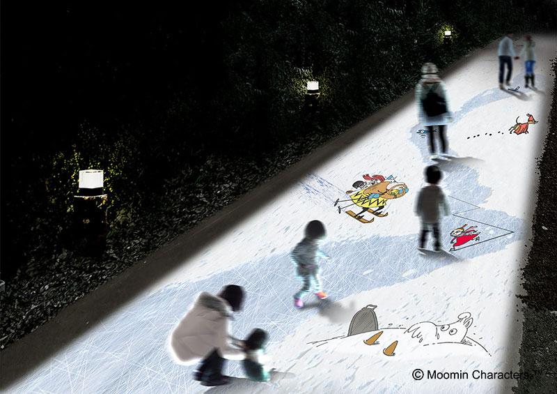 『ムーミンバレーパーク』でオーロラ&イルミネーション♡ プロジェクションマッピングなど体験型イベントを開催中_5
