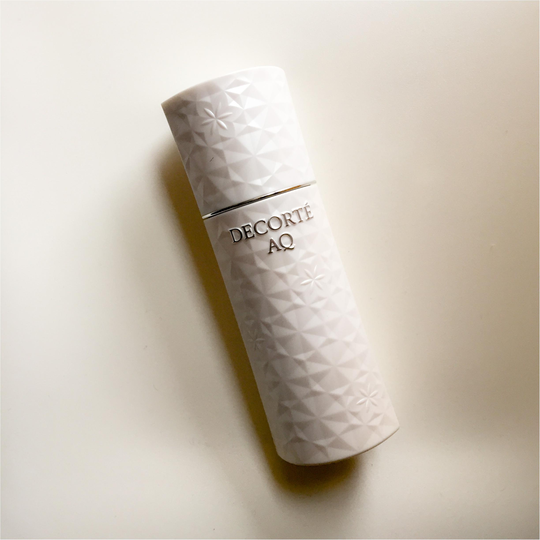 肌のオンナ度を上げる『コスメデコルテ AQ』の美白乳液_1