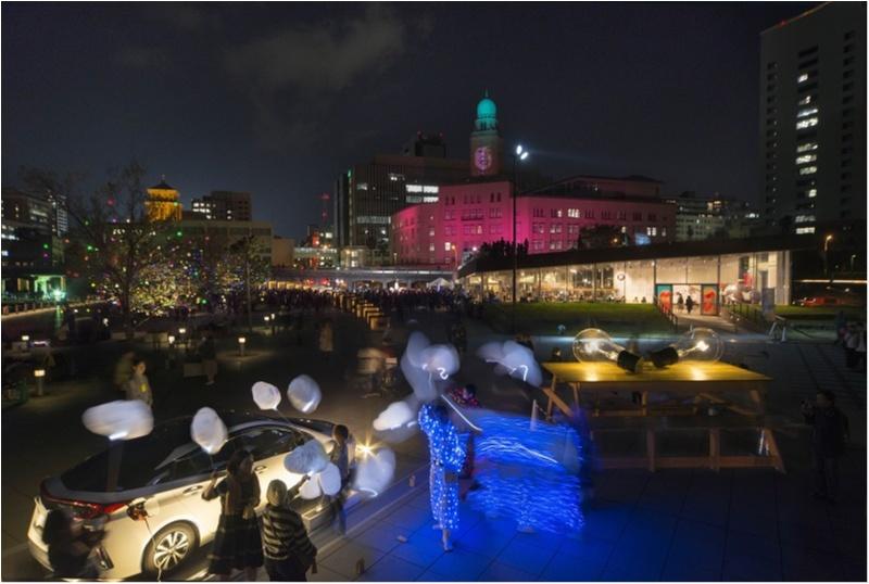 みなとみらいで5日間限定開催! 光のアートイベント「スマートイルミネーション横浜 2018」に行こう!!_1