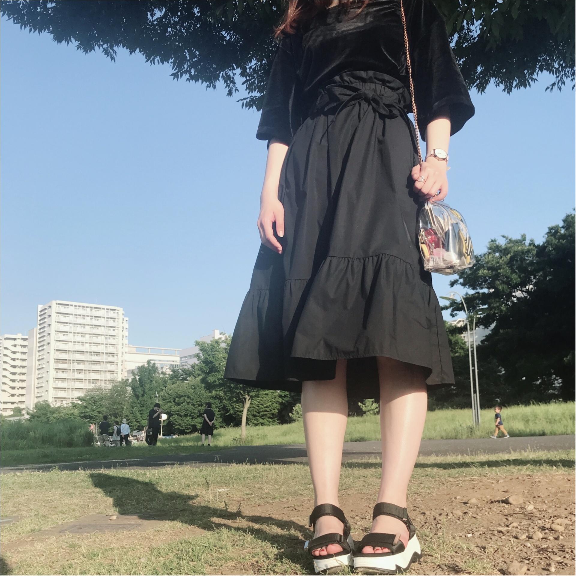 【ZARA】買ってよかった高コスパ靴!売切れ必須#ヴェッジソールサンダルが優秀すぎ♡_9