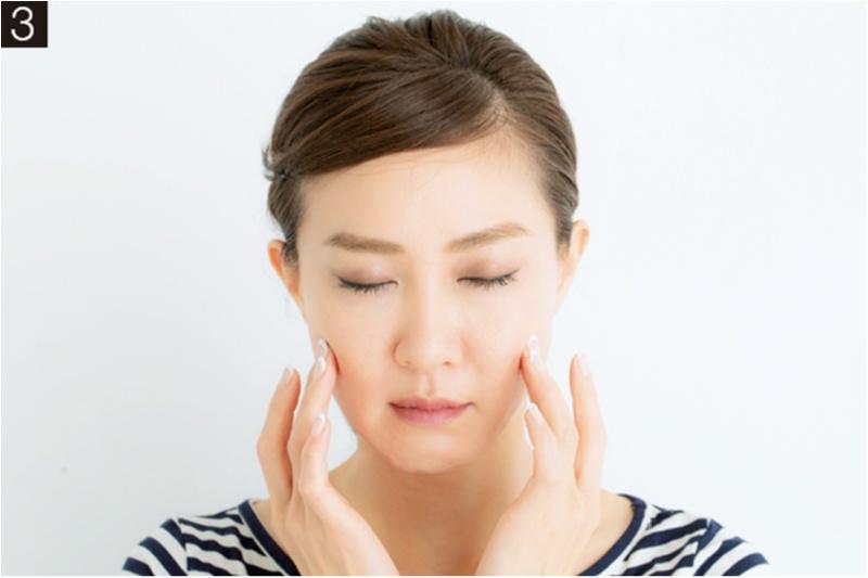 小顔づくりは急がば回れ! 小顔のプロ・貴子先生が教える「25歳からの小顔貯金」エクササイズ♡_5_3