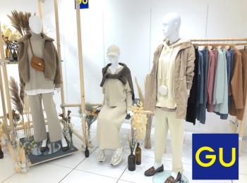 『GU』2019秋冬展示会でアウター祭☆ シャツジャケット、チェック柄、もこもこも全部着てみました!