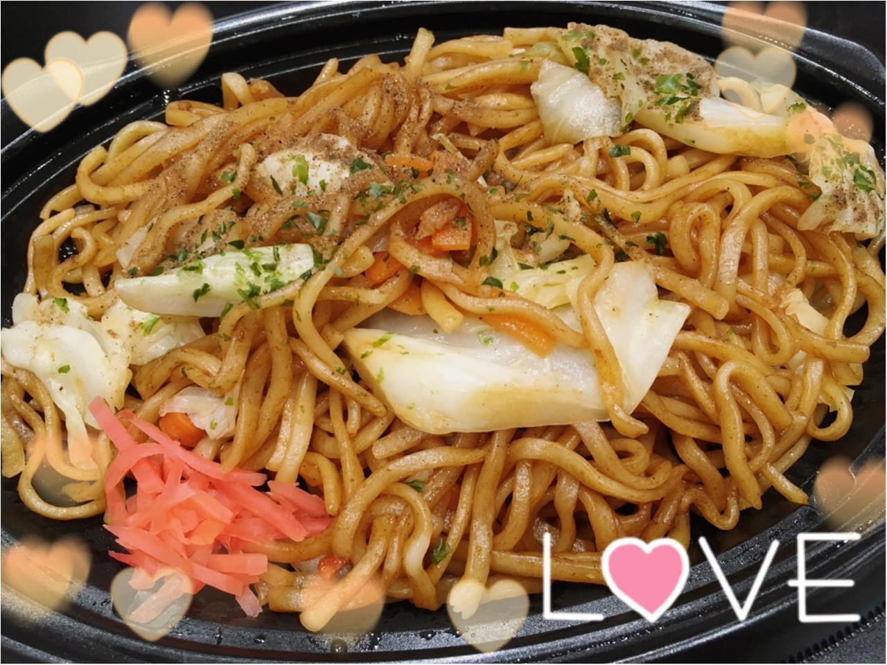 『富士宮やきそば』♡3つの魅力_1