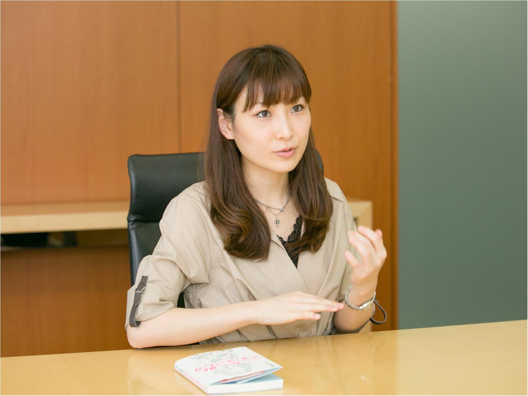 【はあちゅうさん直撃インタビュー】初小説に込めた想いと、女子が強くなるヒントとは?_3