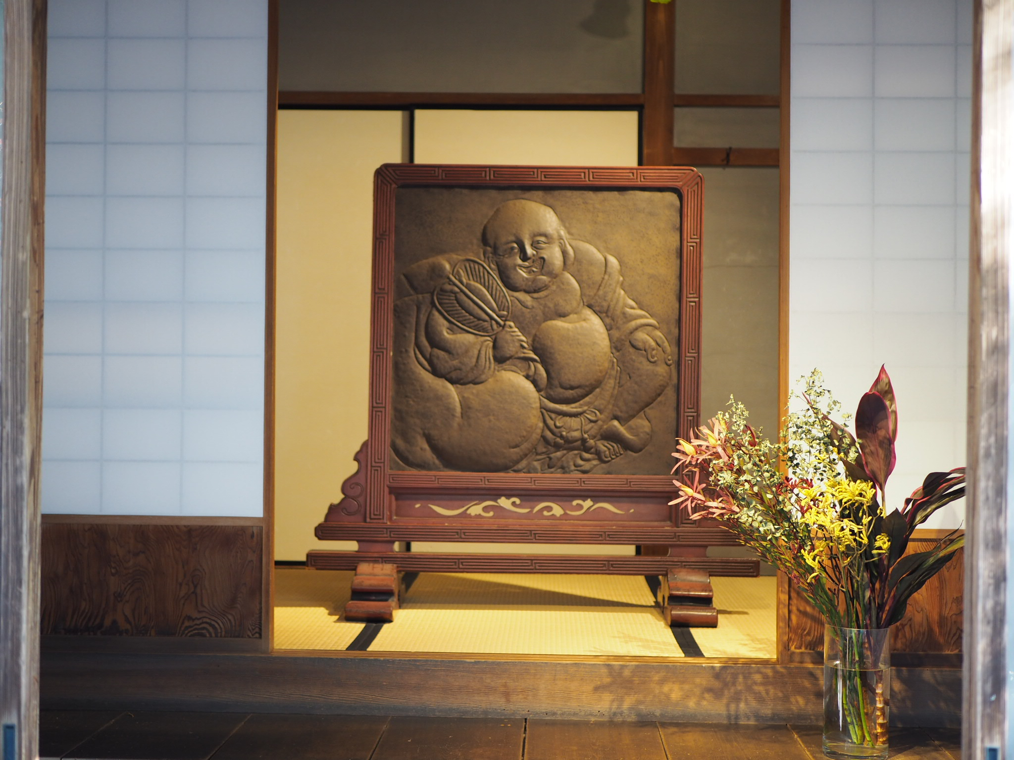 【#秋の鎌倉さんぽ】古民家でいただく絶品ビーフシチューと北鎌倉の紅葉♡_5