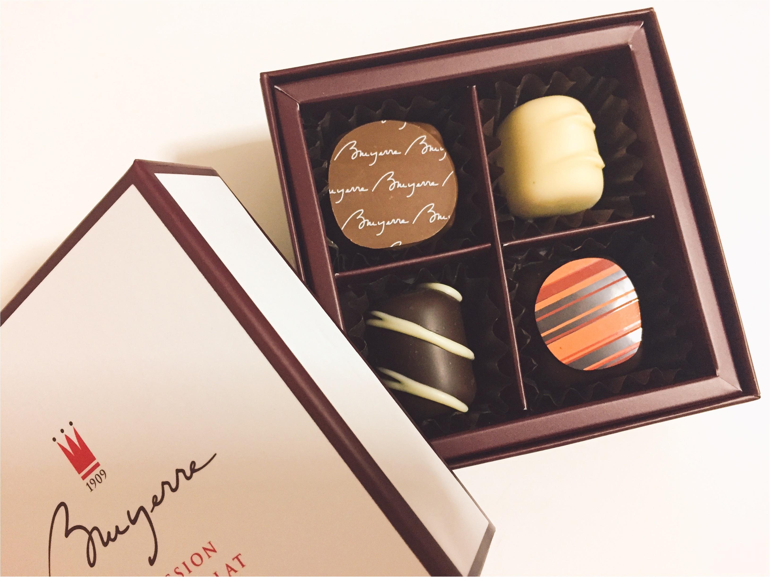 【バレンタイン2017】現在開催中の高島屋『アムール・デュ・ショコラ』でGETした今年の自分用ご褒美チョコはこちら♡*_5