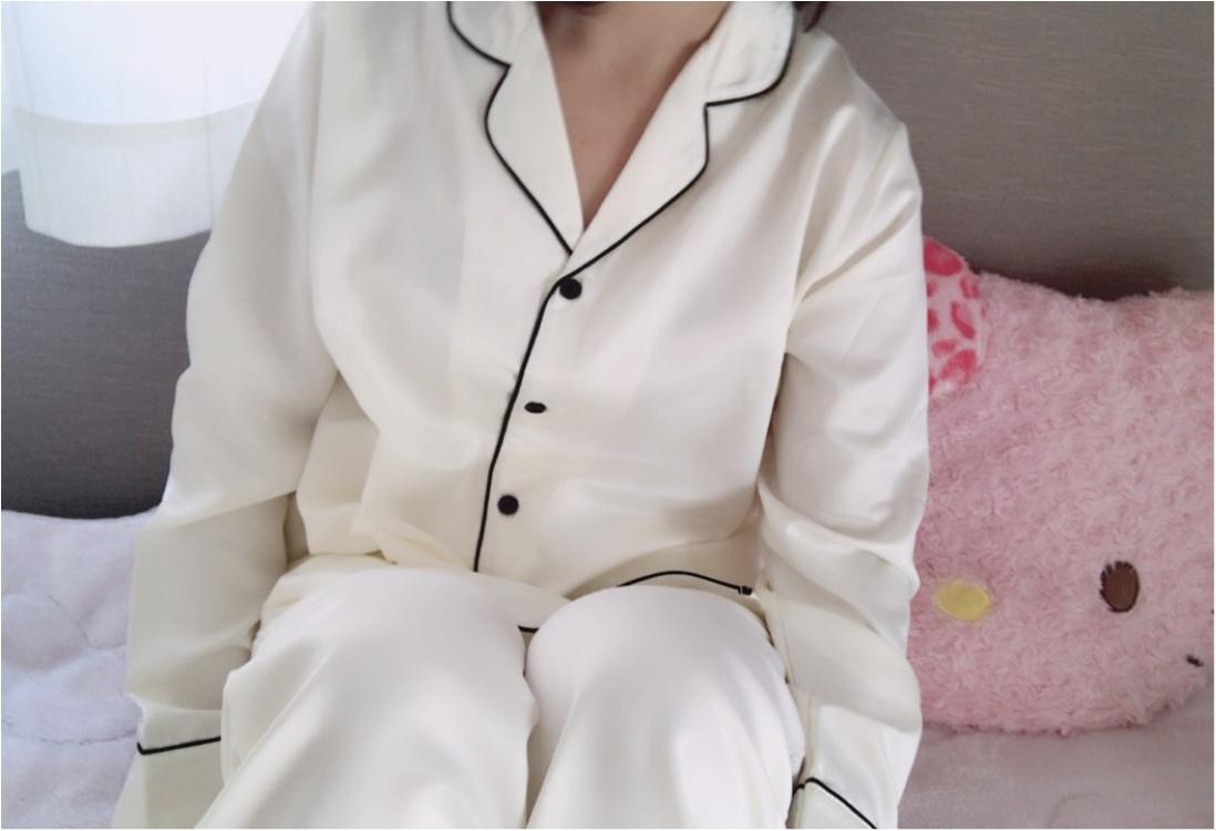 今季の《マストバイアイテム》は【GU】のパジャマに決まり★夏に続いて、秋冬パジャマも《2,490円の高コスパパジャマ》!!_3