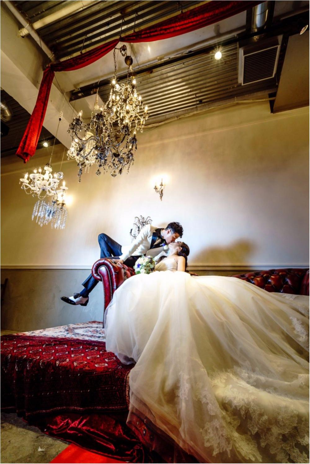 研究室にサッカー場!? 「世界にひとつだけ♡」のオリジナル結婚式が素敵すぎ!_23