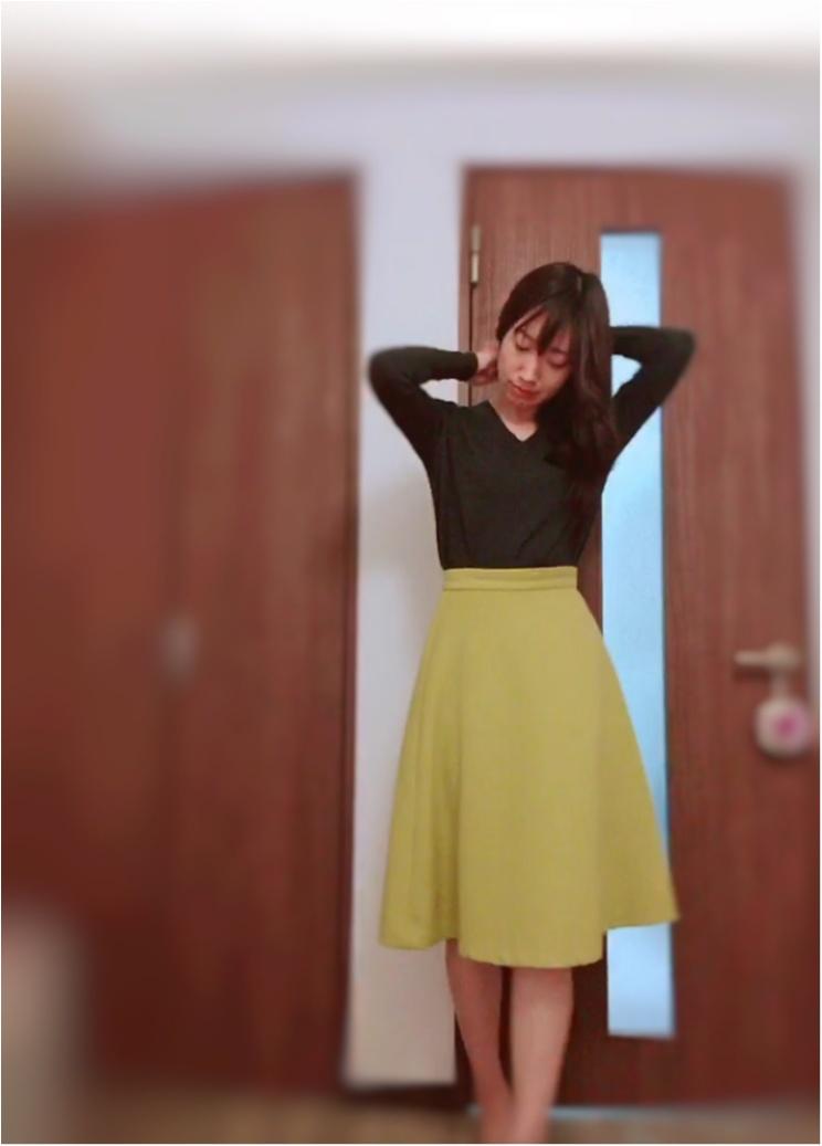 """【AG by aquagirl】50%OFFの""""シャギーフレアスカート""""のシルエットに一目惚れ♡_2_3"""