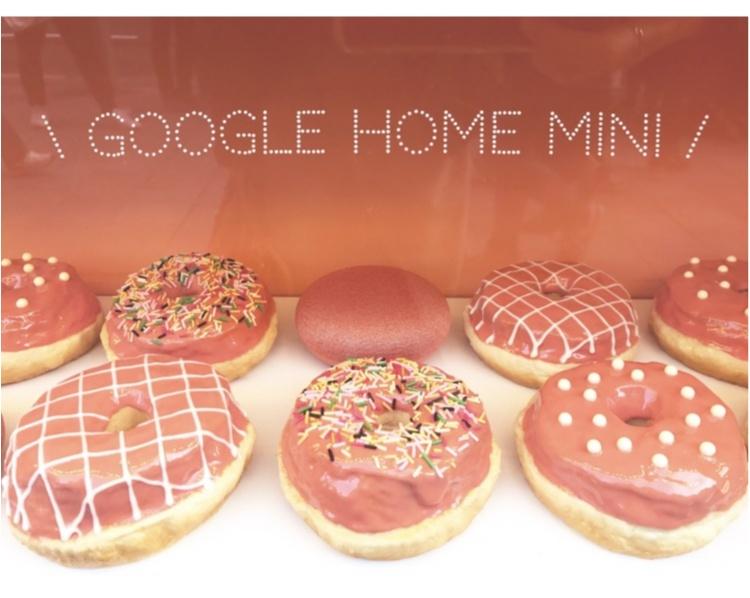 【EVENT】カメラ女子必見!Google Home Mini ♡ グーグルが表参道で無料ドーナツ提供中!_2