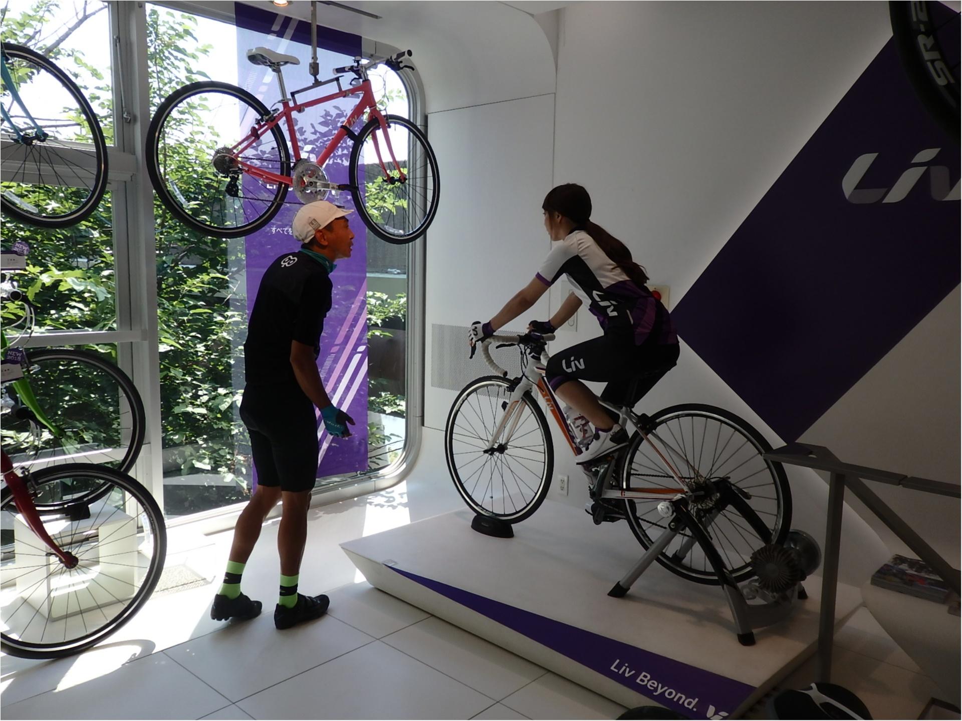 ロードバイク初体験!元オリンピック選手からしっかり教わります!#ツール・ド・東北【#モアチャレ あかね】_1