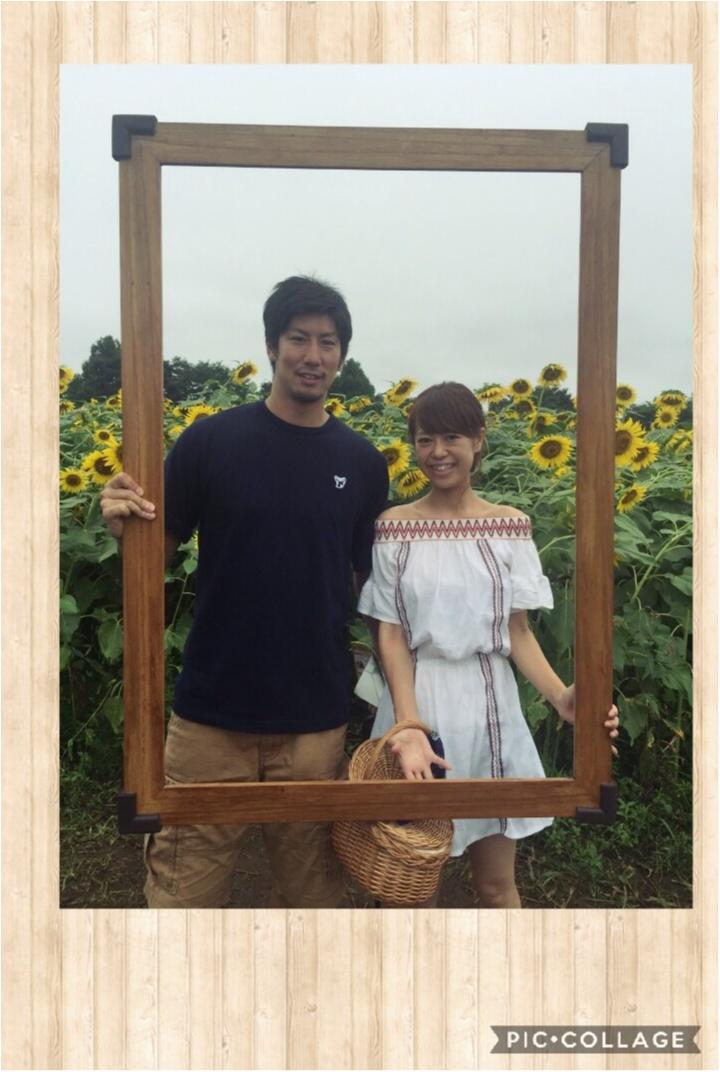 今週末のお出かけに【ひまわり畑】夏のお花といえば!気持ちも明るくなれちゃう_4