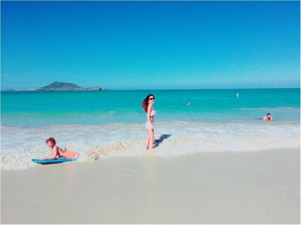【TRIP】ワイキキビーチだけじゃない♡ハワイで行きたいまったりビーチはここがおすすめ♡_1