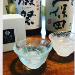 夏は【庄内craft】で涼感を♪ 熱い夏には冷酒でしょ?