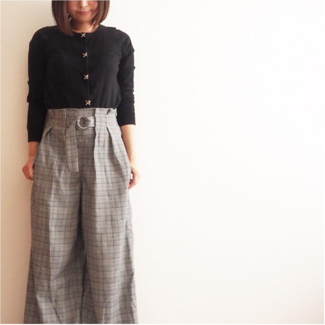 働く女子の「パンツ ファッションコーデ」まとめ【2018年夏】_3