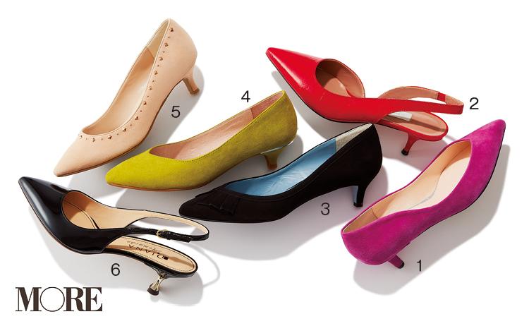"""照れずにはけるヒール靴といえば? 可愛くて女っぽい""""キトゥンヒール派""""、20代女子に急増中! _1_3"""