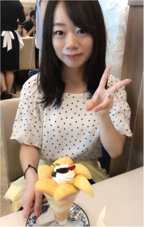 千疋屋フルーツパーラー★お気に入りファッション_3