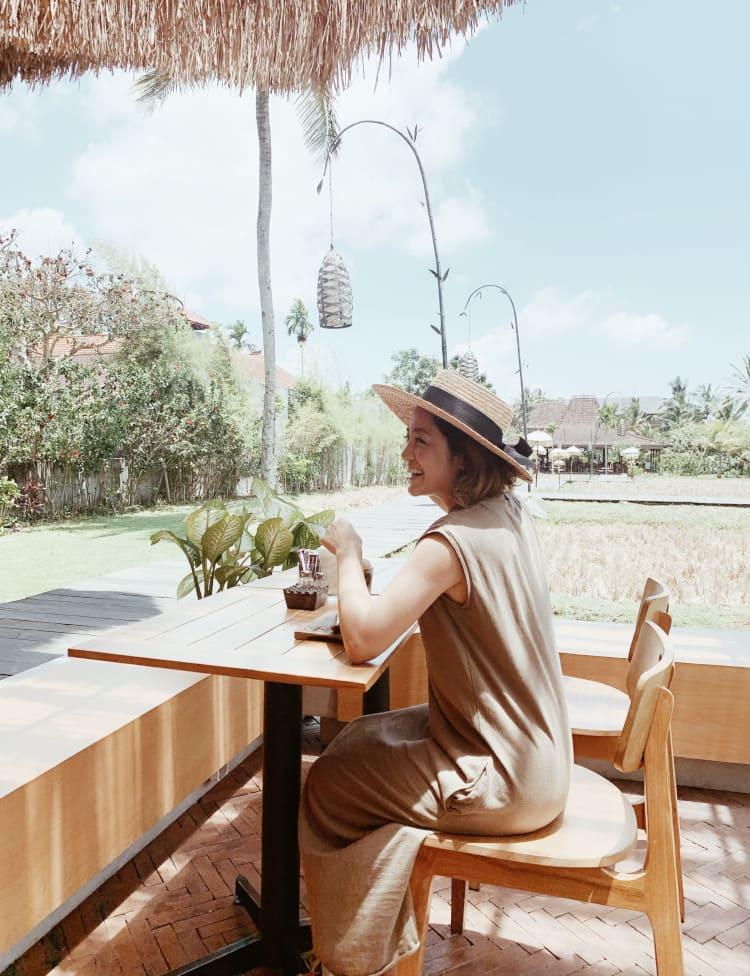 《バリ島》おしゃれな絶景カフェ3選☆ ウブド、テガラランの美味しくて映えるお店をご紹介♪【 #TOKYOPANDA のおすすめバリ島情報】_4