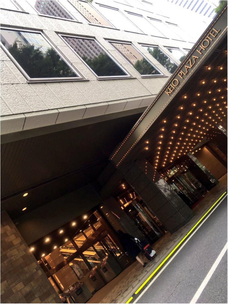 写真たくさん♡京王プラザホテルのプリンセスマーメイドプランで素敵なナイトプールタイムを♡_1