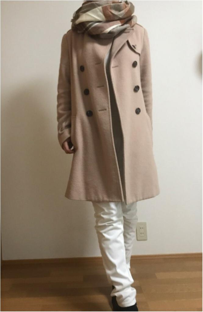 """【GU】の""""ホワイト""""でつくる《通勤コーデ》★新年一発目の仕事服は、いつもより気合を入れたい!!_3"""
