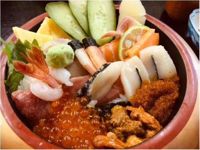 北海道といえば!!やっぱり【海鮮丼】が美味しいですよ!_1