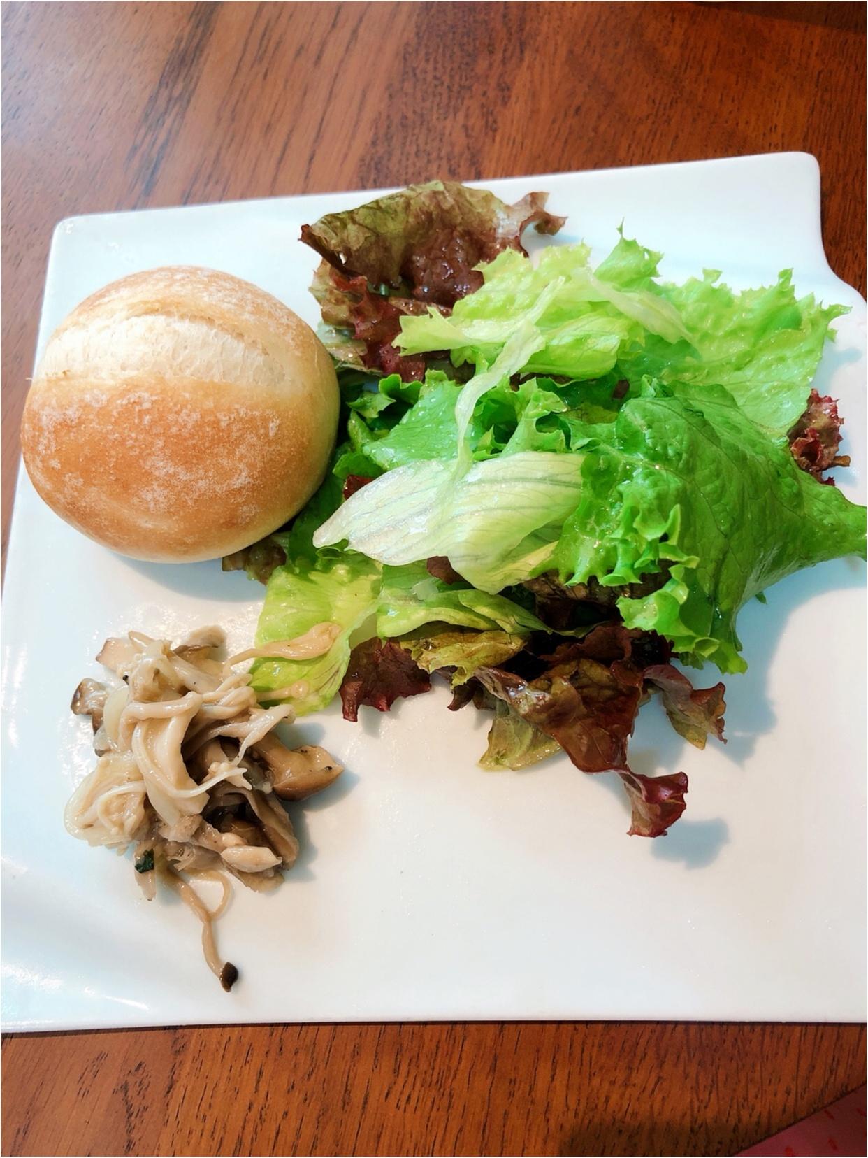恵比寿で美味しいパスタランチ♡_1