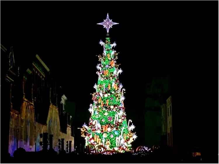 クリスマスモード一色のユニバは歩くだけで楽しい!こだわりのイルミネーションを楽しもう!_1