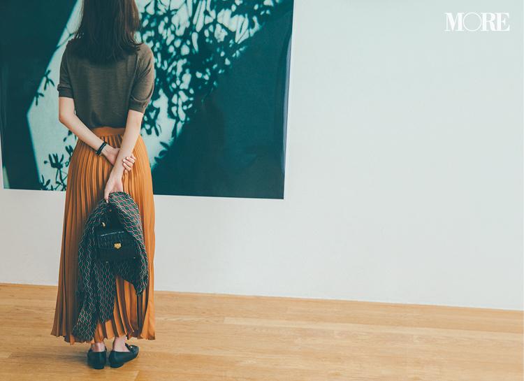 2019秋のプリーツスカートはココが違う! 今買うなら【4つの条件】を要確認☆_3