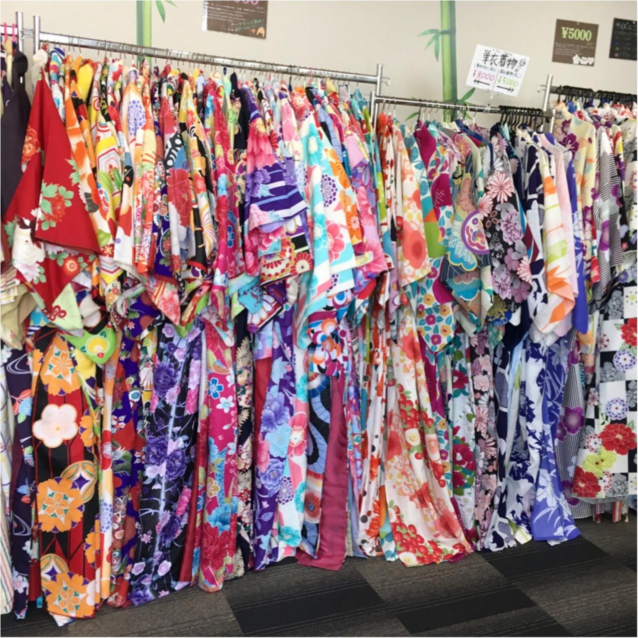 夏のデートは浴衣で決まり♡ 京都観光は浴衣のレンタルがおすすめ♡_2