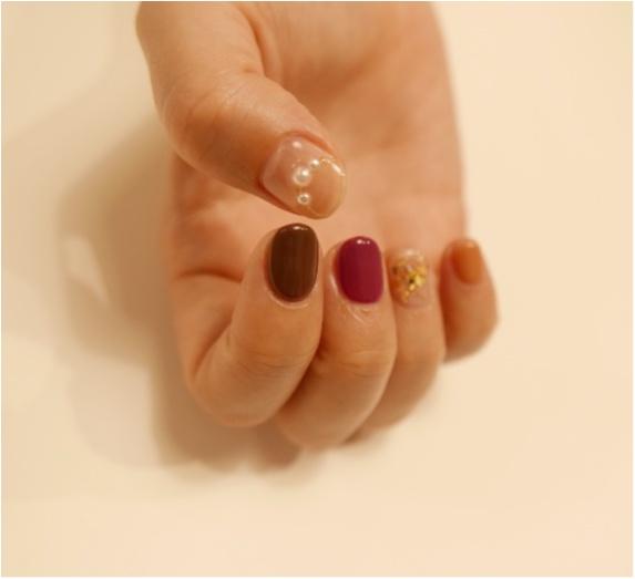 《ワンカラーだって色を選べばかわいい♡》バレンタインも近づくこの時期に選んだのは茶色♡_3