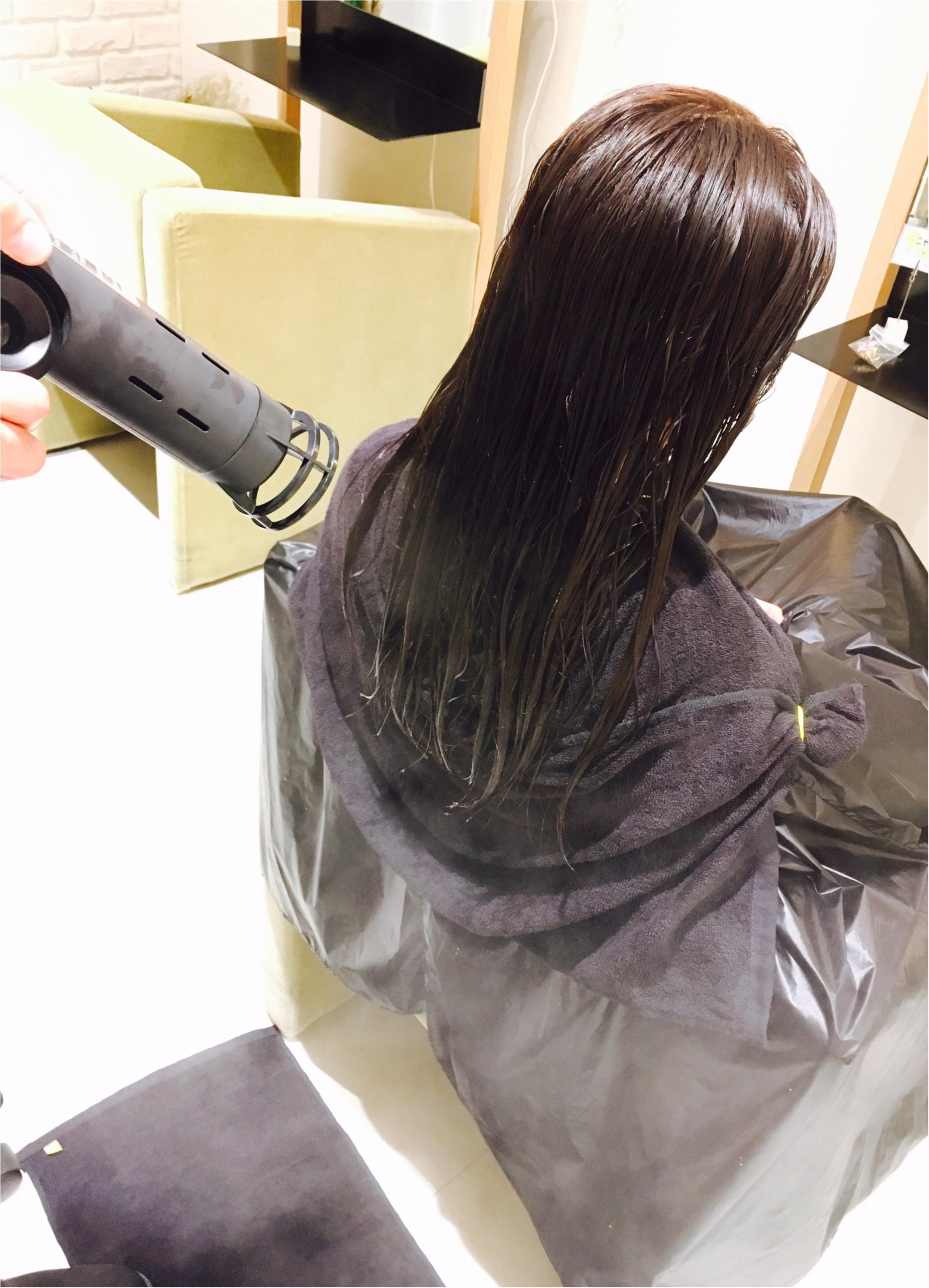 ▶︎▶︎髪も心も表参道で〈RELAXX〉〜夏に向けてのヘアケア〜【はるな】_3