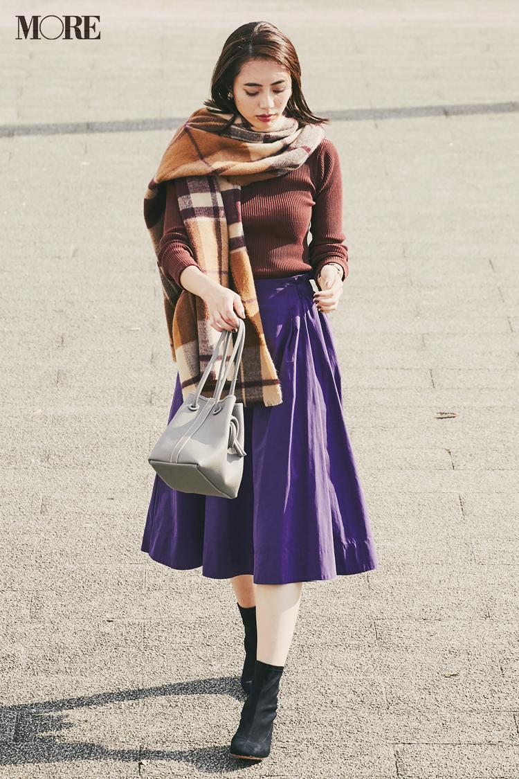 冬のおすすめ【ストールコーデ】 | 20代ファッション・レディース・おしゃれ_1_11