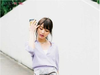 甘い服をほどよく大人にしてくれる「ポロシャツ」コーデまとめ♡