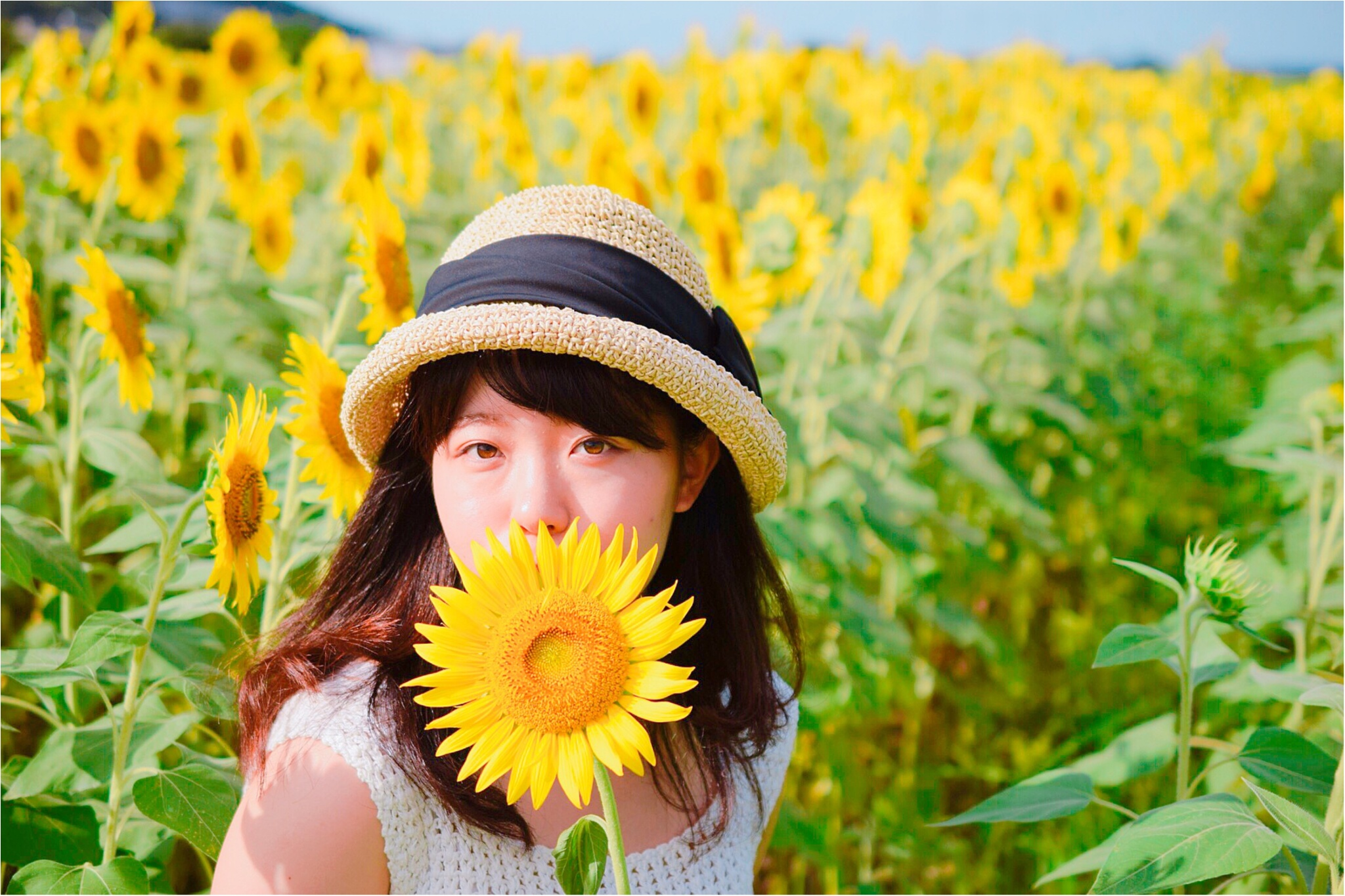 【ジェニ旅】東京ドーム2個分のひまわり畑!! 『益子ひまわり祭』で平成ラストサマーを全力で楽しむ♡_2