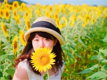 【ジェニ旅】東京ドーム2個分のひまわり畑!! 『益子ひまわり祭』で平成ラストサマーを全力で楽しむ♡