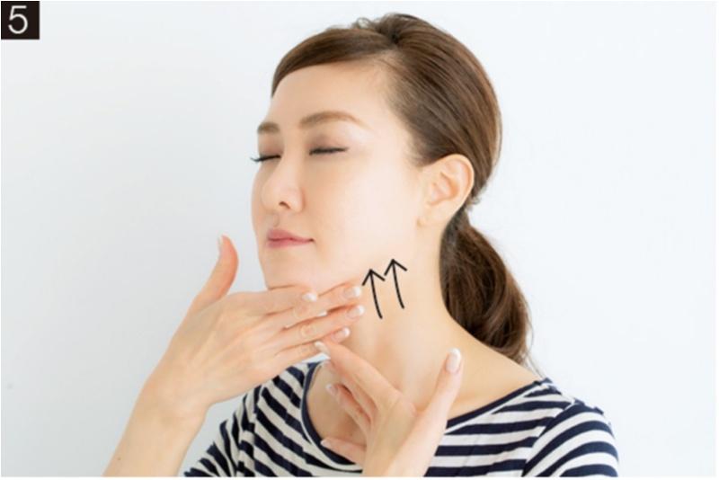 貴子先生が教える「25歳からの小顔貯金」エクササイズ11