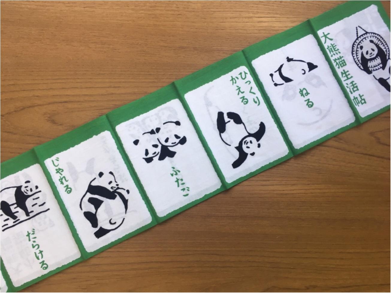 【上野/シャンシャン公開記念❁】上野駅・駅ナカでGETできるパンダグッズがとってもキュート♡♡_4