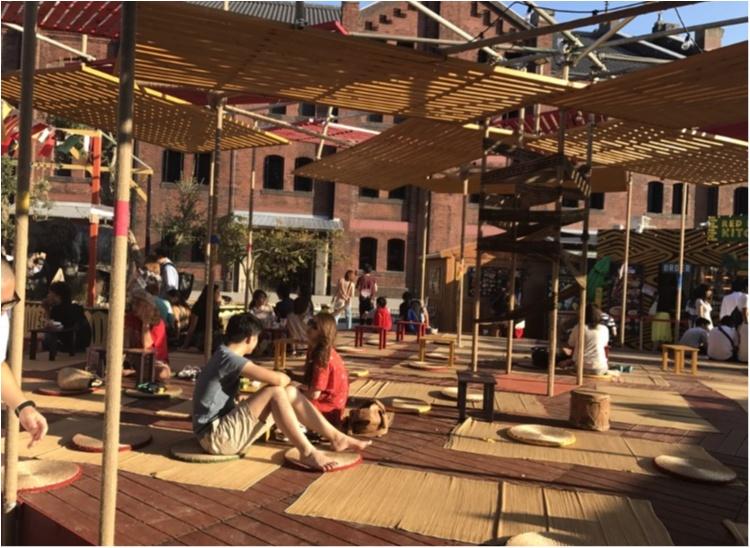 【EVENT】8/27まで開催中!みなとみらい・赤レンガがアフリカンリゾート空間に♥_6