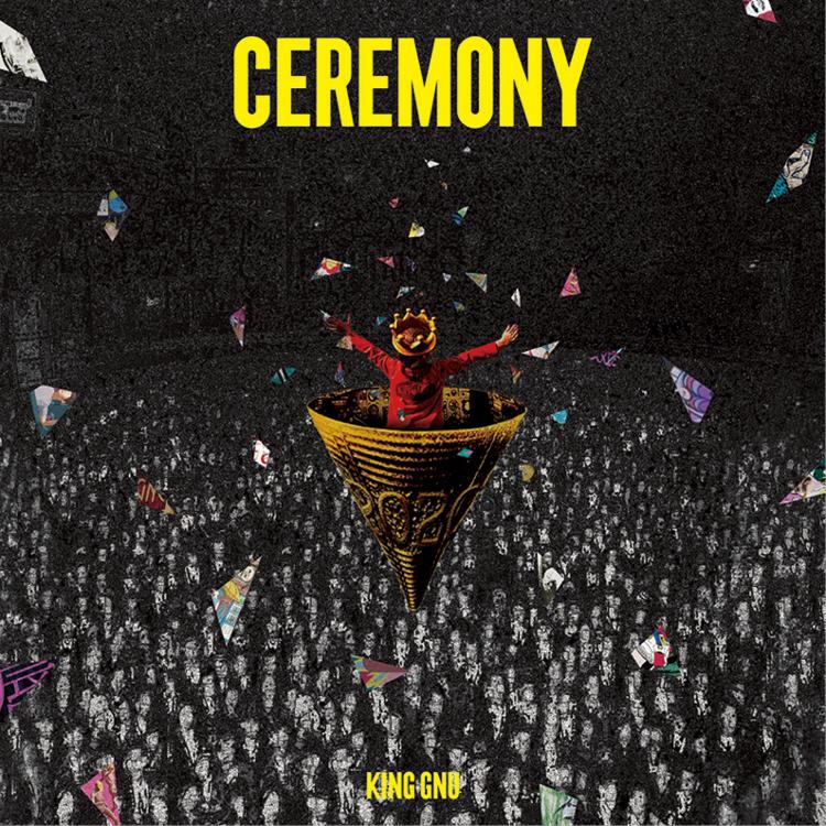 King Gnuの新アルバム『CEREMONY』、TOMORROW X TOGETHERの日本デビューシングルに夢中!【おすすめ☆音楽】_2