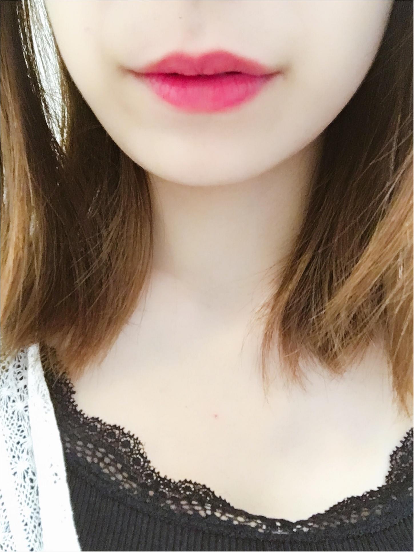 ★【Dior】アディクトリップティント!キスしても色移りしないんだって♡!!_4