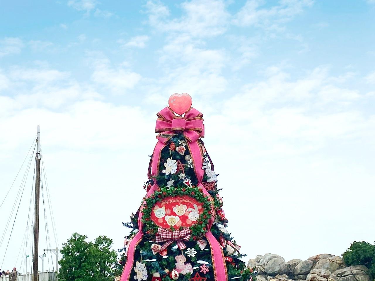 【11月8日スタート】クリスマスディズニー2019♡ひと足先にパークを探検!_5