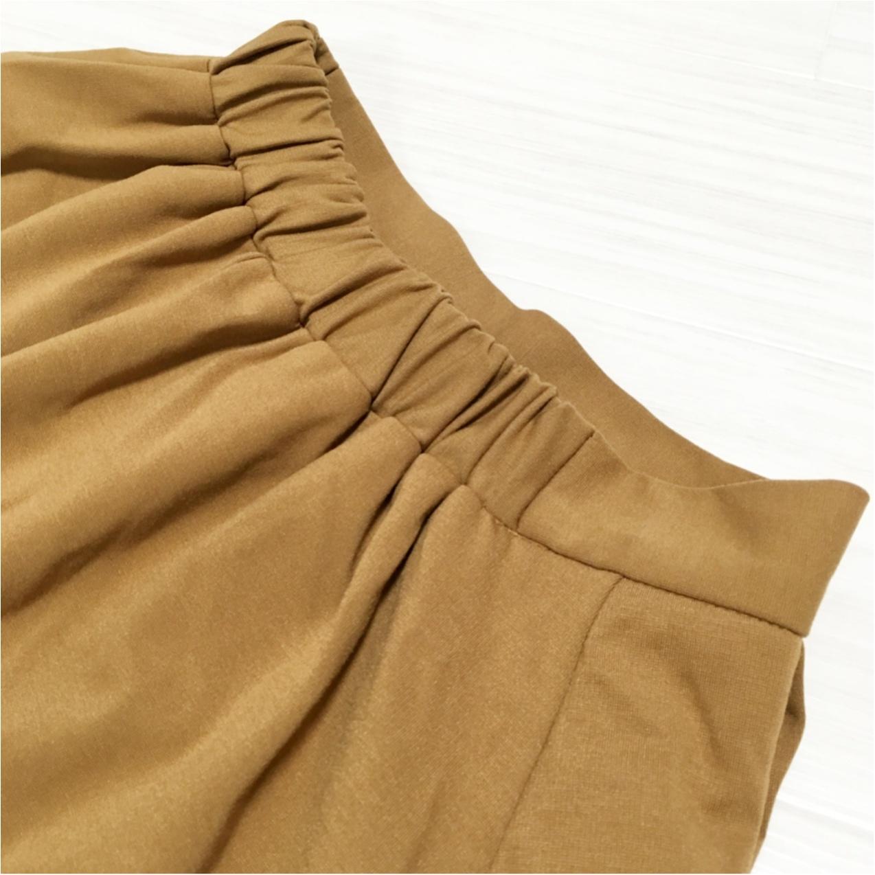 秋はブラウンが主役 ♡ GUスカートでプチプラ秋コーデ♪_2