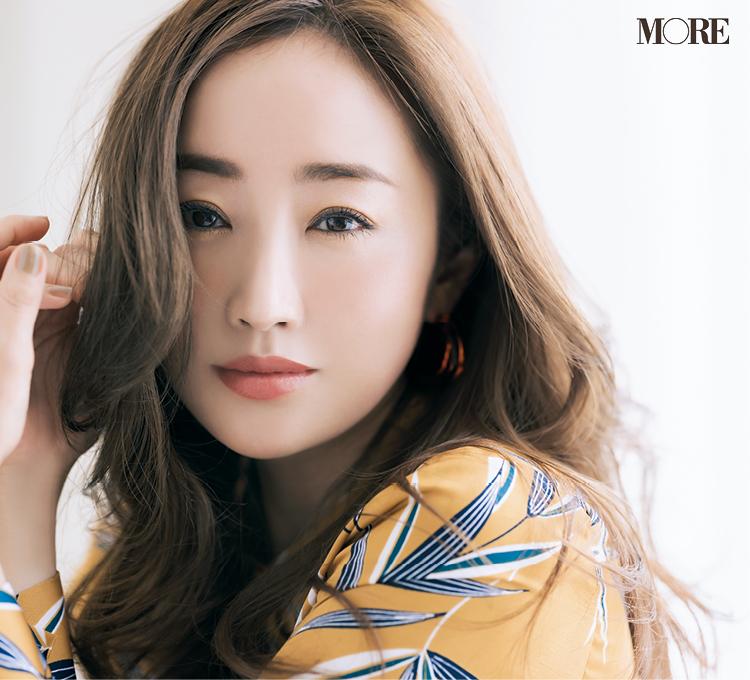 美容家・神崎恵さんが語る「眉の大切さ」と「アップデートすべき理由」とは? 愛用の美眉アイテムも公開!_1