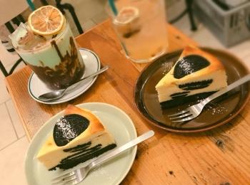 【東京カフェ巡り❤︎】新宿御苑そば!大行列ができる『4/4 SEASONS COFFEE 』が映えすぎる♡