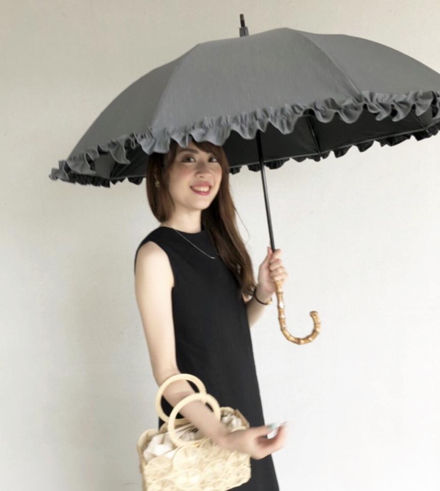 日焼け対策は大丈夫?【紫外線100%カット】この夏はサンバリア100の日傘で乗り切る!_3
